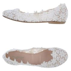 42 Pairs Of Wedding Flats To Keep You Comfy Cute On Your Big Day via Polyvore featuring shoes, flats, distressed shoes, flat pumps, flat shoes, blue flats and destroy shoes