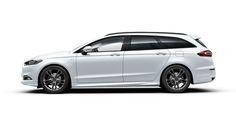Ford presenteert Mondeo ST-Line met extra sportief uiterlijk