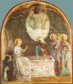 Фра Анджелико Воскресение Христа