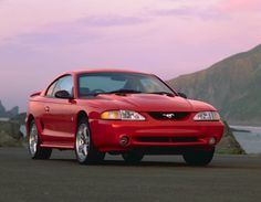 Terrific 1998 Ford Mustang Photos Gallery