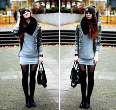 Wild young heart (by Jennifer F) http://lookbook.nu/look/4166248-wild-young-heart