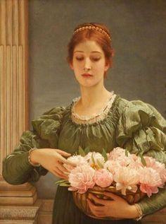 kate perugini - Google Zoeken Old Paintings, Beautiful Paintings, Charles Edward, Walker Art, Pre Raphaelite, Victorian Art, Classical Art, Art Uk, Woman Painting