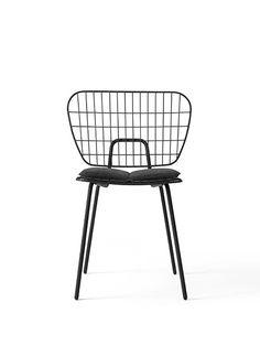 Studio WM  String Chair Gepoedercoated staal € 230,-