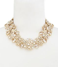 kate spade new york Pick A Pearl Statement Necklace