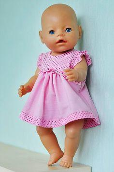 Одежда для пупса Baby Born (Бейби борн Беби бон)