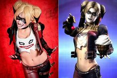 Insurgency Harley Quinn (Injustice: Gods Among Us) - Cosplay of the Day
