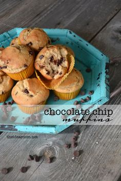 chocolate-chip-muffins