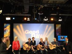 boomansworld:officialR5 on Good Day Dallas!   Mar 2013