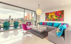 15 salas modernas que tienes que ver antes de cambiar la tuya (de Natural Spanish)