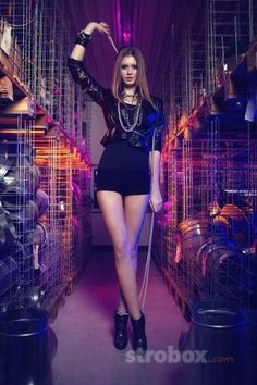 Fashion photo and lighting setup with Strobe and Octobox by Jakub Tryniszewski (1/160, 8, ISO: 100)