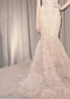 ♀ Pastel Fashion Marchesa Fall 2011 Details
