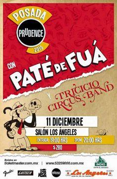 Paté de fua y Triciclo Circus Band