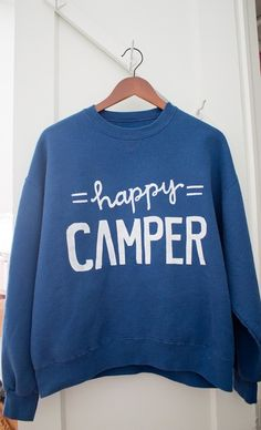 DIY Graphic Print Sweatshirt