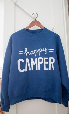 DIY Graphic Print Sweatshirt                                                                                                                                                                                 More