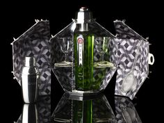 No. TEN in a Box by Tanqueray