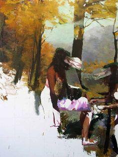 justin mortimer painting - Pesquisa Google