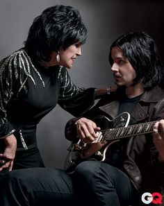 """Jack & Wanda  """"Girls don't sell records."""" That's what a record exec told Wanda Jackson back in the 1950s. He was wrong. While dating and touring with a 21-year-old Elvis, the future Hall of Famer mixed rock with country and created the archetype of the chick girls want to be and guys want to be with. Elvis has passed on, but """"Jack White reminds me of him,"""" Wanda says. """"When he talks, the room hushes."""""""
