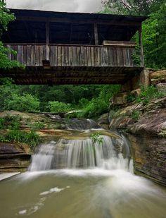 Covered Bridge Newton County, AR