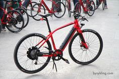 Specialized Turbo electric bike - Can't wait for this to hit the U.S.!