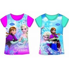 Camiseta Frozen