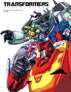 The Transformers Visual Works