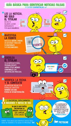 Pictoline - The information you want. The news you need. Curious Facts, Spanish Language Learning, Margaret Atwood, Fake News, Bullying, Fun Facts, Nerd, Internet, Social Media