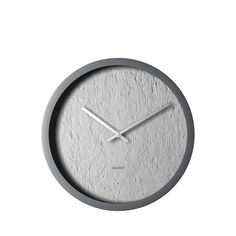 Degree Concrete Surface Clock 30cm - Fast Shipping