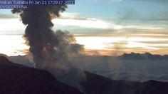 Volcano Webcams of the World - Webcam de los Volcanes del mundo