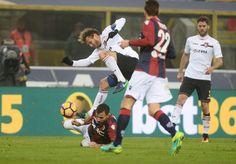 Alessandro Diamanti # 23 of US Citta di Palermo in action  during the Serie A match between Bologna FC and US Citta di Palermo at Stadio Renato Dall'Ara on November 20, 2016 in Bologna, Italy.