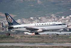 Olympic Airways B 737-284 (Phoebus) [SX-BCG]