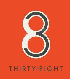 Thirty eight l 38