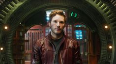 Peter Quill, aka Star-Lord
