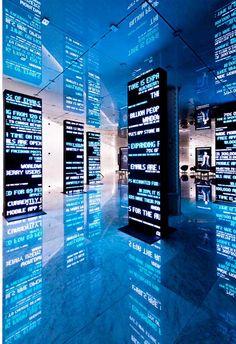 EXIT DESIGN — some works Mobile world centre Barcelona  creative@pop-solutions.co.uk http://pop-solutions.tumblr.com