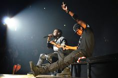 Watch The Throne Tour. Best concert I have ever been to.