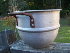 Vintage Commercial Aluminum Cookware...Toledo by AlloftheAbove, $35.00