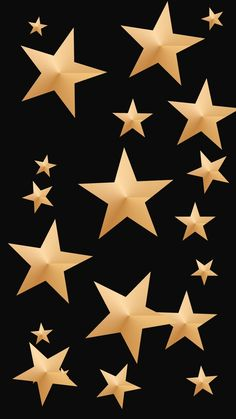 Black Gold, Flag, Wallpapers, My Favorite Things, Phone, Art, Screensaver, Stars, Art Background