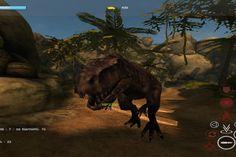 Crowdsourcing for Dinosaur Instinct Mobile Game