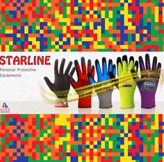 Starline PPE Protective Gloves, Art Supplies