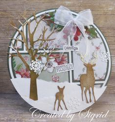 Diy Cards, Christmas Cards, Marianne Design Cards, Diy And Crafts, Paper Crafts, Layout, Animal Cards, Making Ideas, Cardmaking