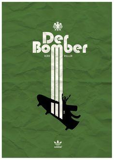 Gerd Muller, Der Bomber