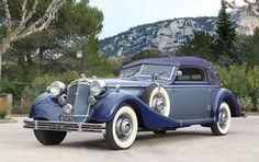 1938 Horch 853 Cabriolet Maintenance/restoration of old/vintage vehicles: the material for new cogs/casters/gears/pads could be cast polyamide which I (Cast polyamide) can produce. My contact: tatjana.alic14@gmail.com