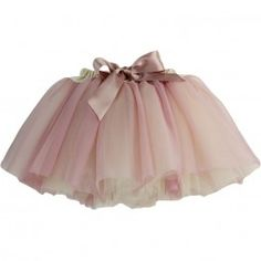 DOLLY AVAILABLE AT MERRY LOVE JOY USA : Dolly by Le Petit Tom Fairy Tutu Cream Dusty Pink