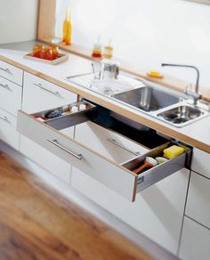 Wood Cabinets For Kitchen - CLICK PIC for Many Kitchen Ideas. 48372723 #kitchencabinets #kitchenstorage