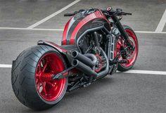 Harley Davidson V Rod Based On The Koenigsegg AGERA-R by No Limit Custom NLC!