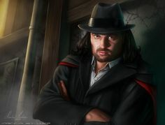 Cthulhu - Bounty hunter by henning on DeviantArt