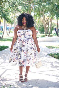 Great Plus Size Summer Wedding Guest Dresses