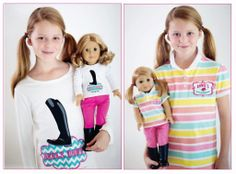 """AnniesUSA.com """"Sweet schooling wear for the young rider"""""""