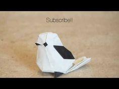 How to make Origami Rosa - Origami Tutorial. - YouTube