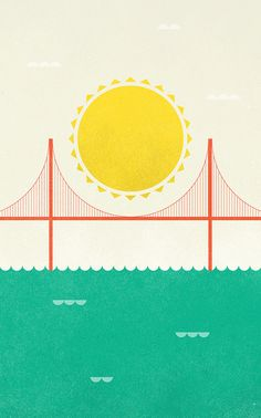 stylish typography and illustrations by Brent Couchman... LOVE THESE!