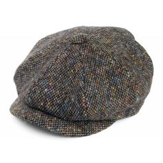 NEWSBOY HATS | City Sport Donegal Tweed   a must have in any line up!